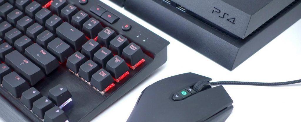 PS4 पर कीबोर्ड और माउस को कैसे कनेक्ट और उपयोग करें