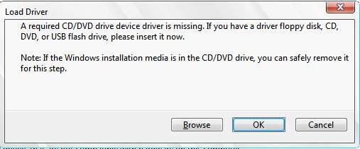 So beheben Sie den Fehler 'Ein erforderlicher CD / DVD-Laufwerkstreiber fehlt'